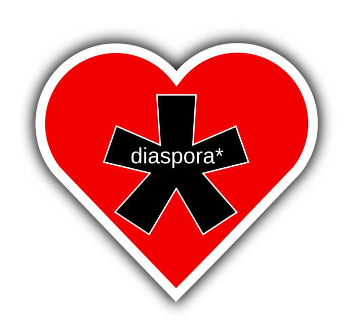 Find me on Diaspora